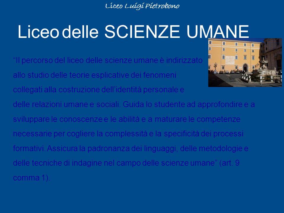 Liceo Luigi Pietrobono