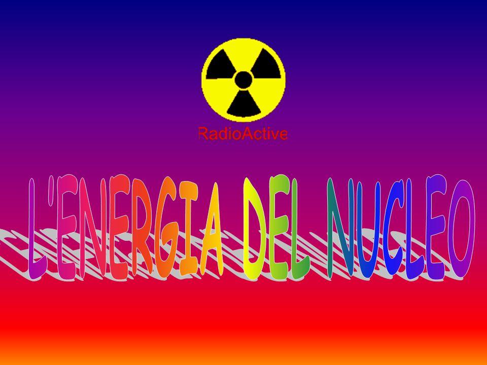 L'ENERGIA DEL NUCLEO