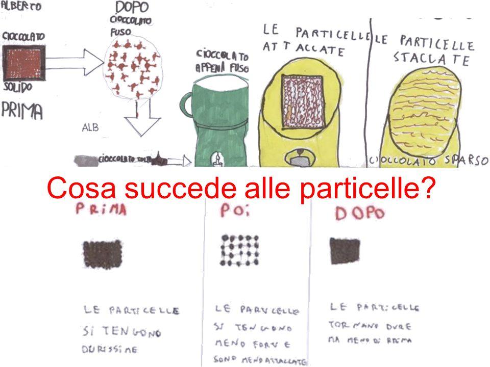 Cosa succede alle particelle