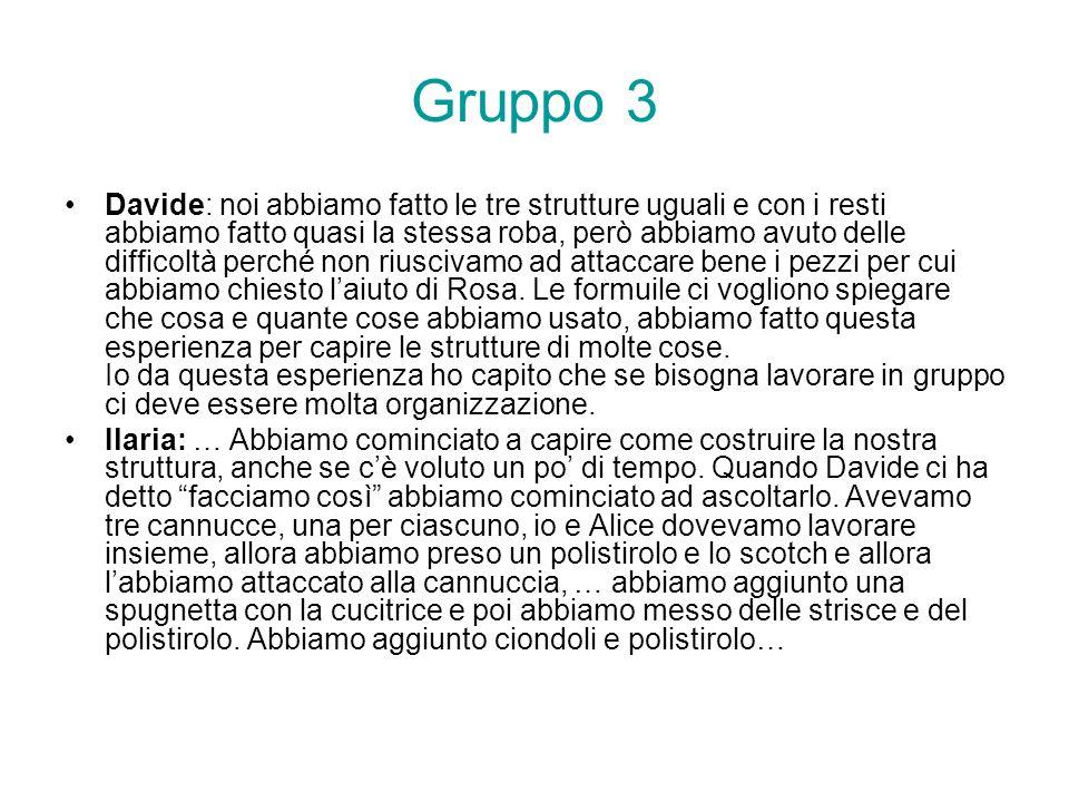 Gruppo 3