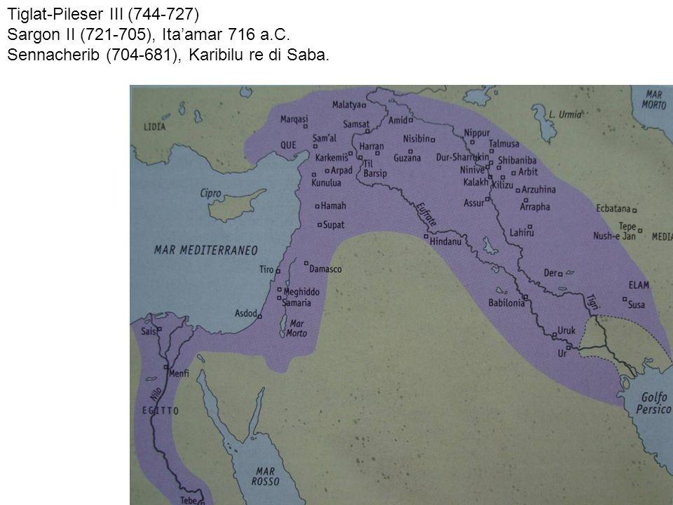 Tiglat-Pileser III (744-727)