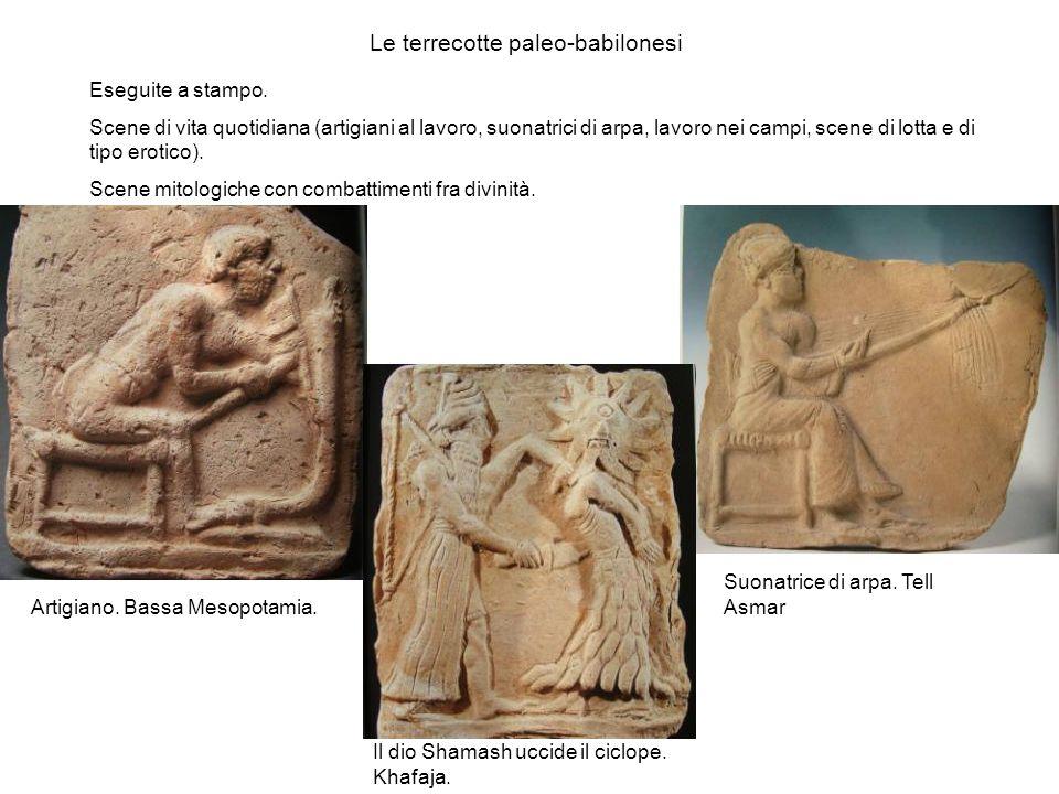 Le terrecotte paleo-babilonesi
