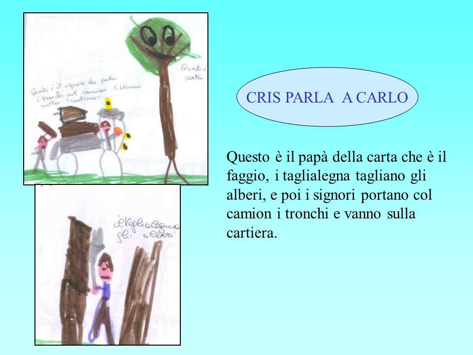 CRIS PARLA A CARLO