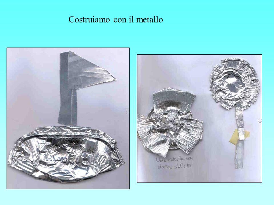 Costruiamo con il metallo