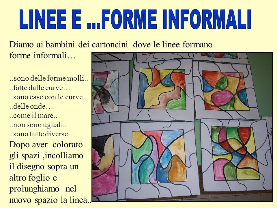 LINEE E ...FORME INFORMALI