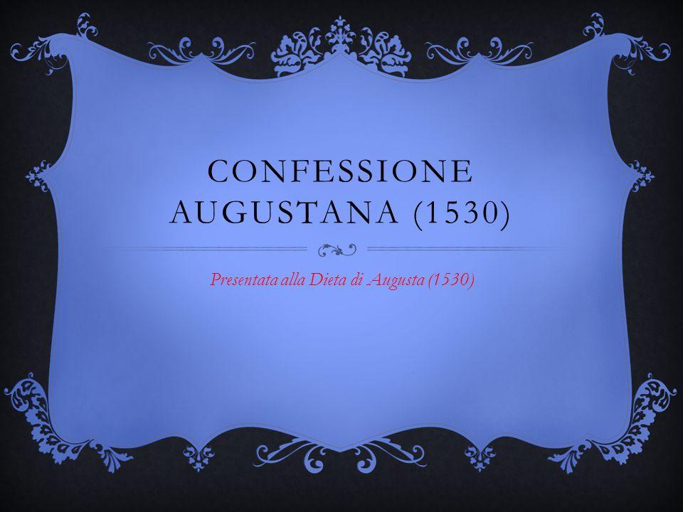 Confessione augustana (1530)