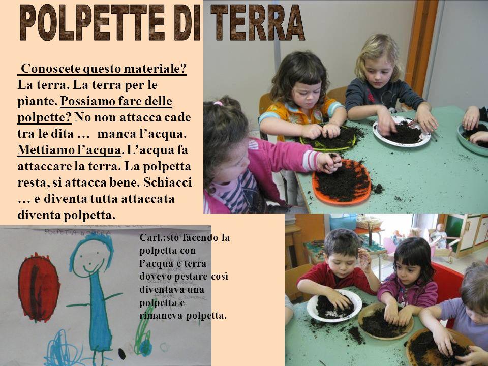 POLPETTE DI TERRA