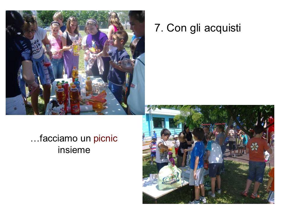 …facciamo un picnic insieme
