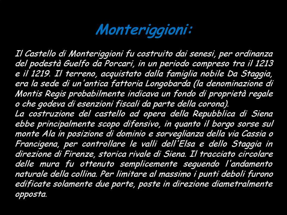 Monteriggioni: