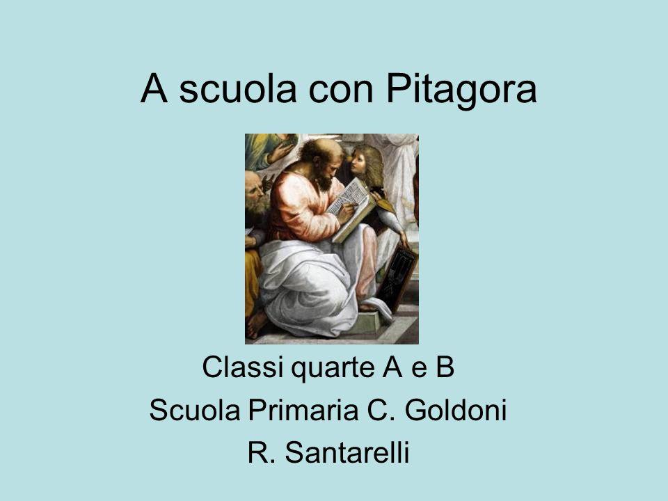 Classi quarte A e B Scuola Primaria C. Goldoni R. Santarelli