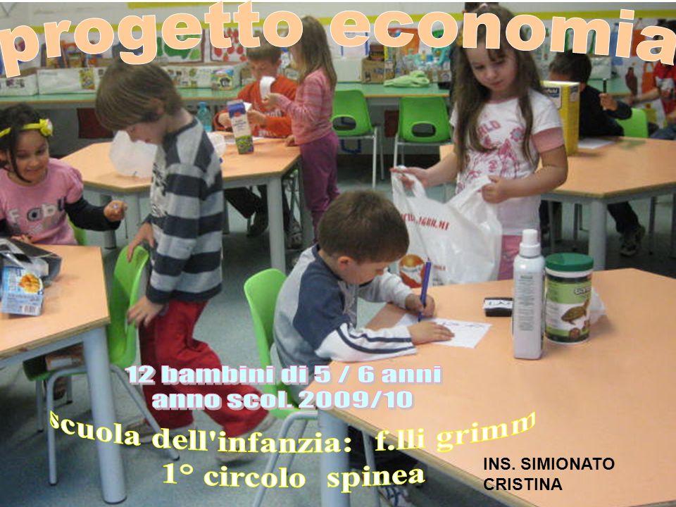 scuola dell infanzia: f.lli grimm