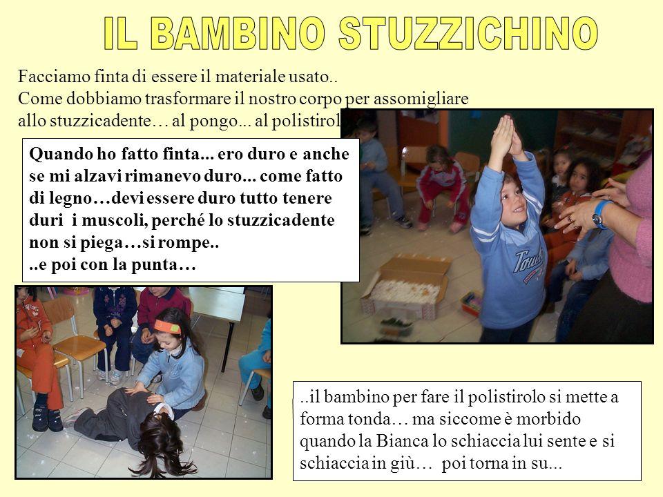 IL BAMBINO STUZZICHINO