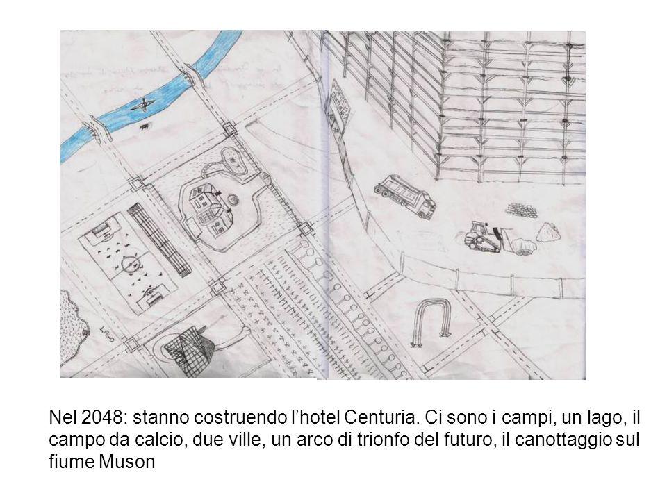 Nel 2048: stanno costruendo l'hotel Centuria