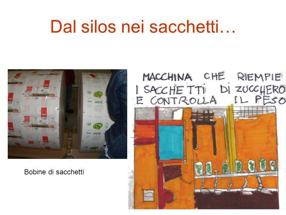 Dal silos nei sacchetti…