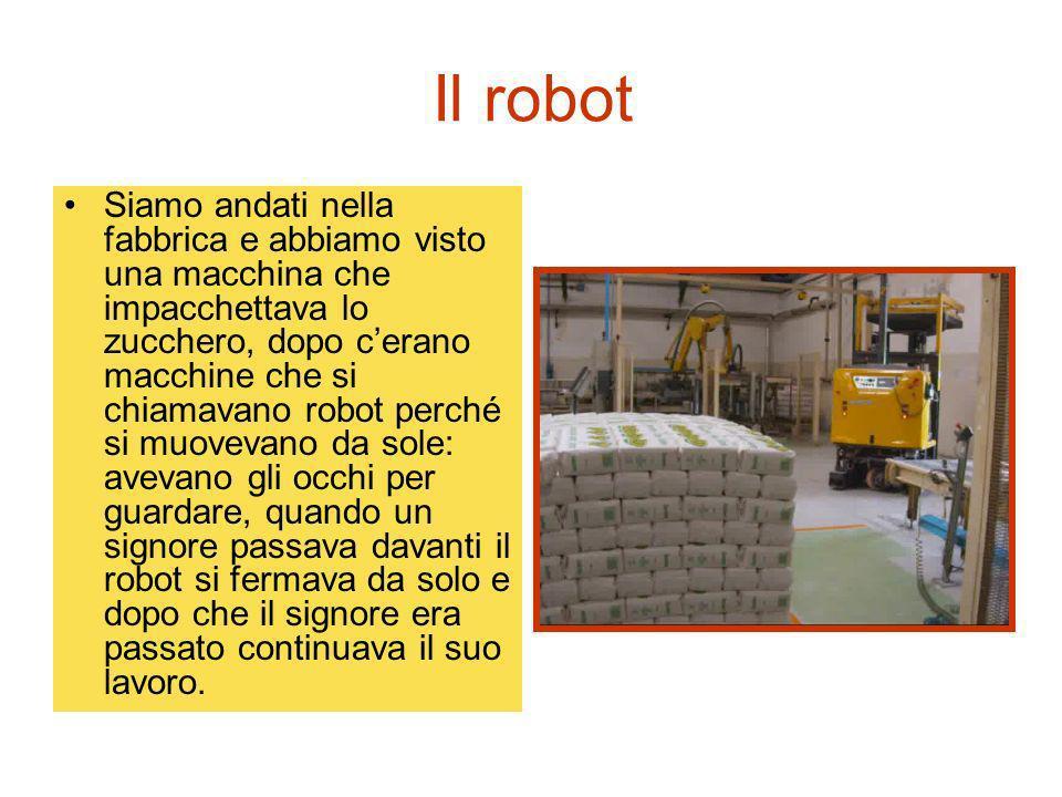 Il robot