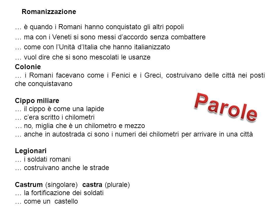 Romanizzazione
