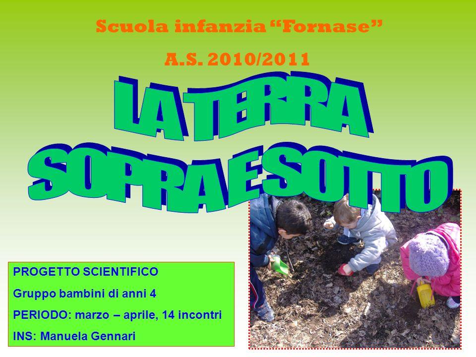 Scuola infanzia Fornase