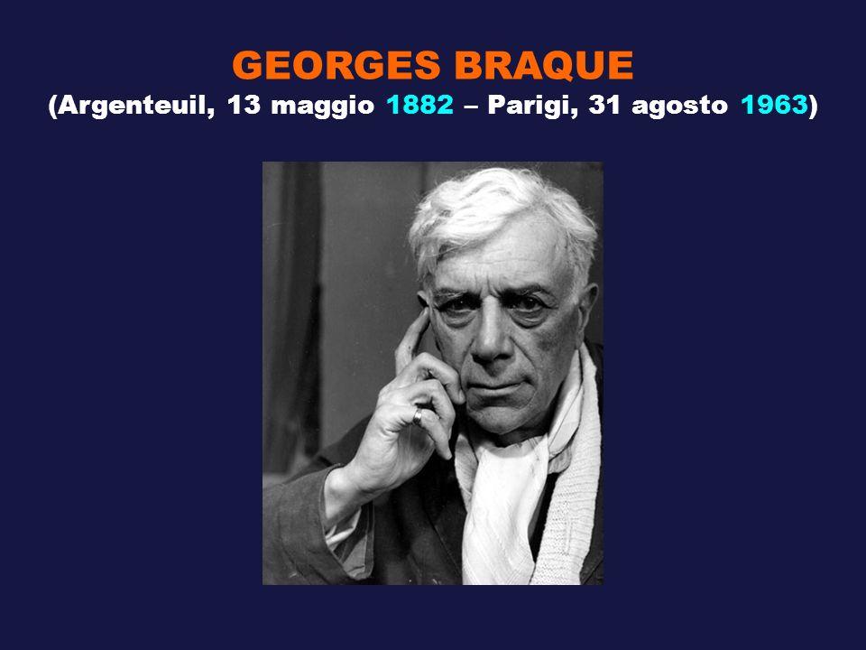 (Argenteuil, 13 maggio 1882 – Parigi, 31 agosto 1963)