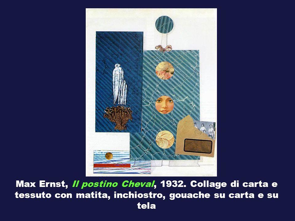 Max Ernst, Il postino Cheval, 1932