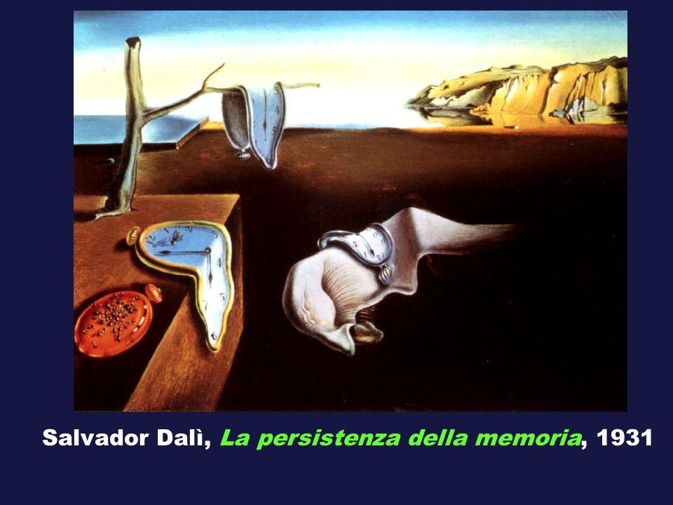 Salvador Dalì, La persistenza della memoria, 1931