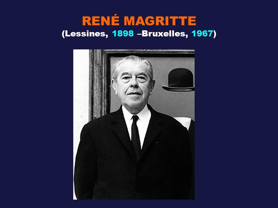 (Lessines, 1898 –Bruxelles, 1967)