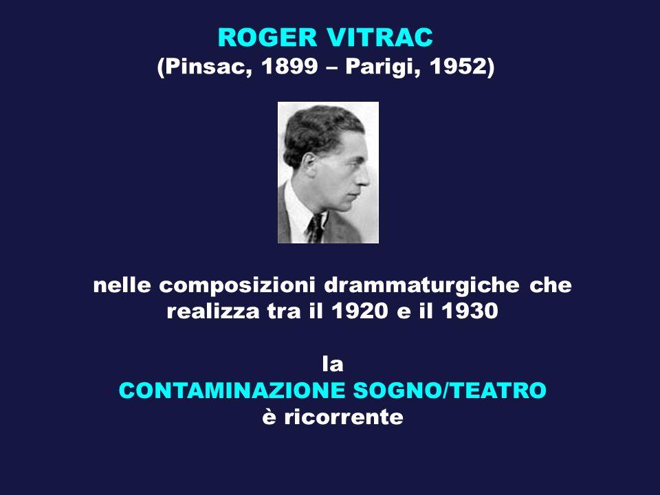 nelle composizioni drammaturgiche che CONTAMINAZIONE SOGNO/TEATRO