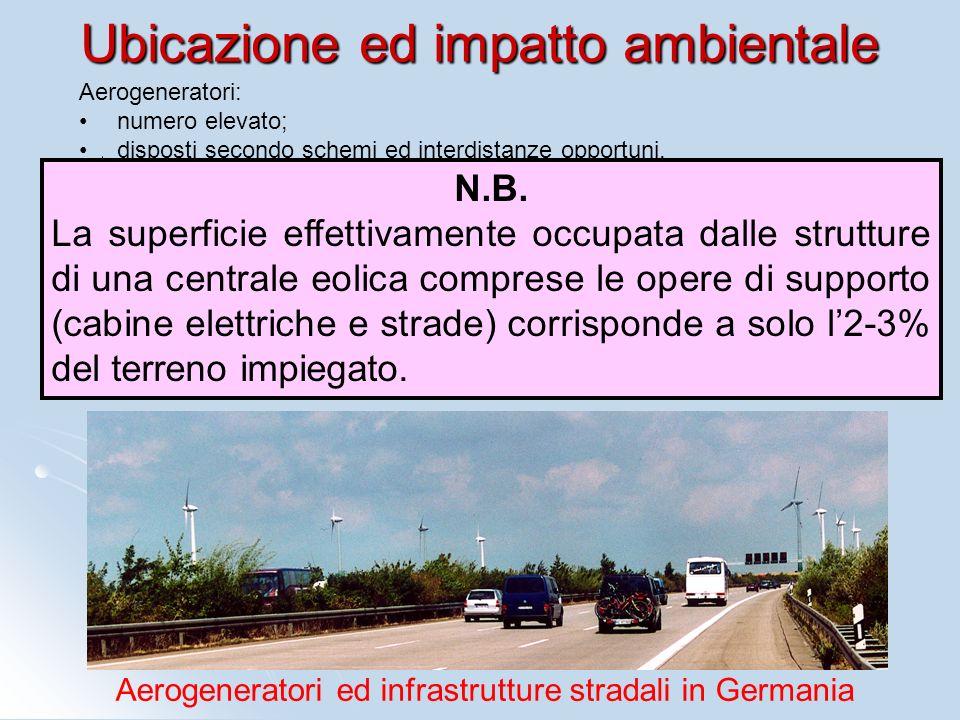 Aerogeneratori ed infrastrutture stradali in Germania