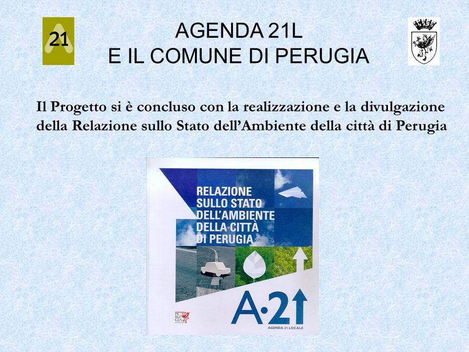 AGENDA 21L E IL COMUNE DI PERUGIA