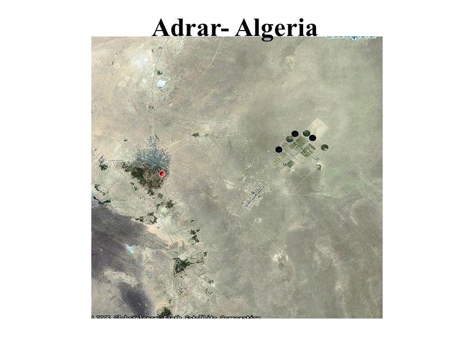 Adrar- Algeria