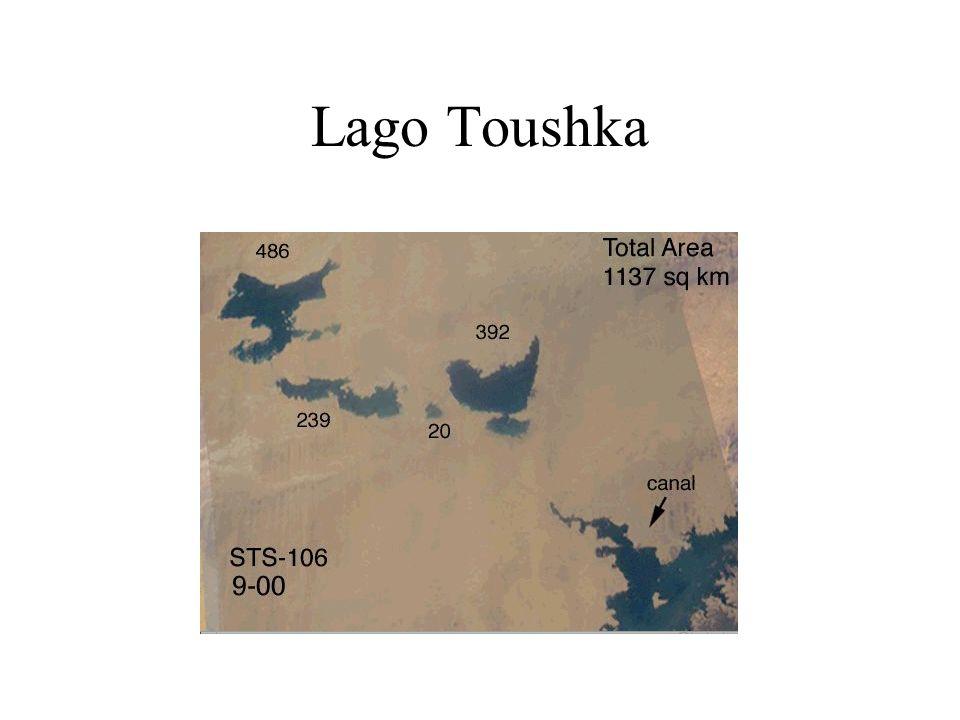 Lago Toushka
