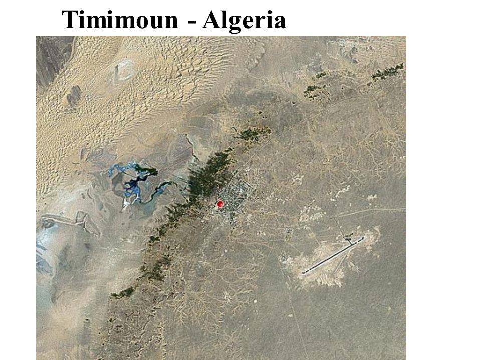 Timimoun - Algeria