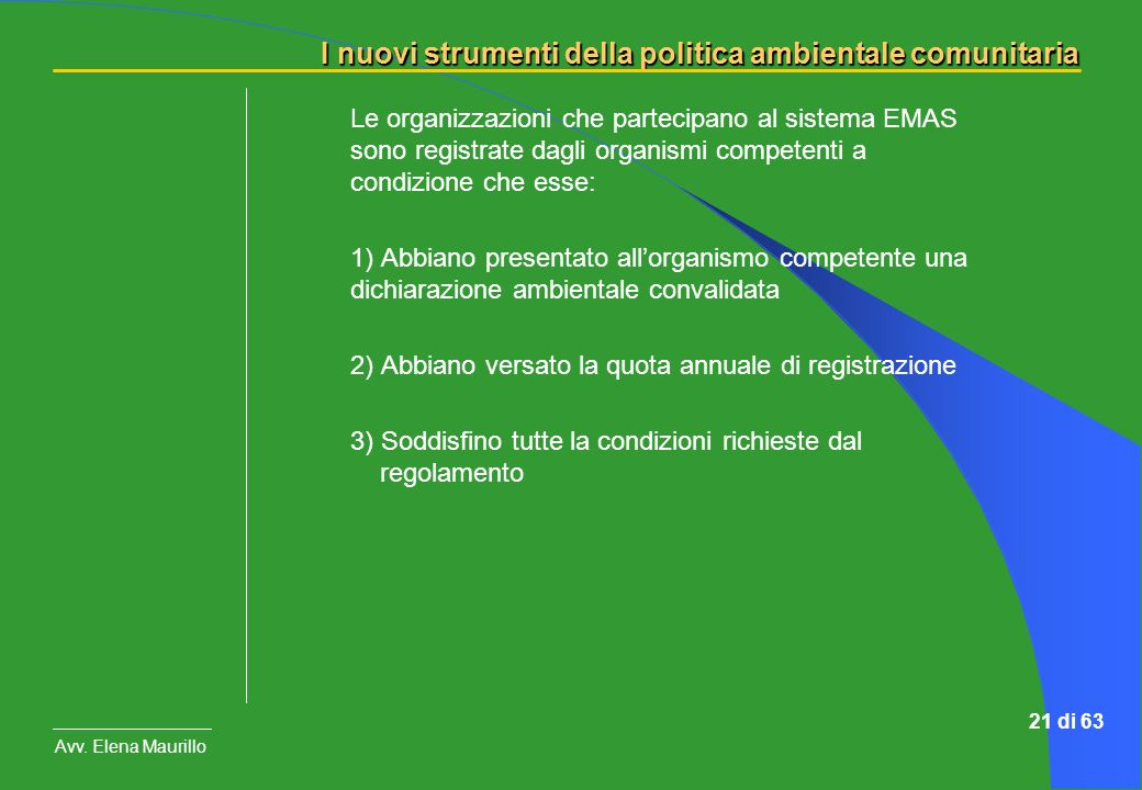 2) Abbiano versato la quota annuale di registrazione