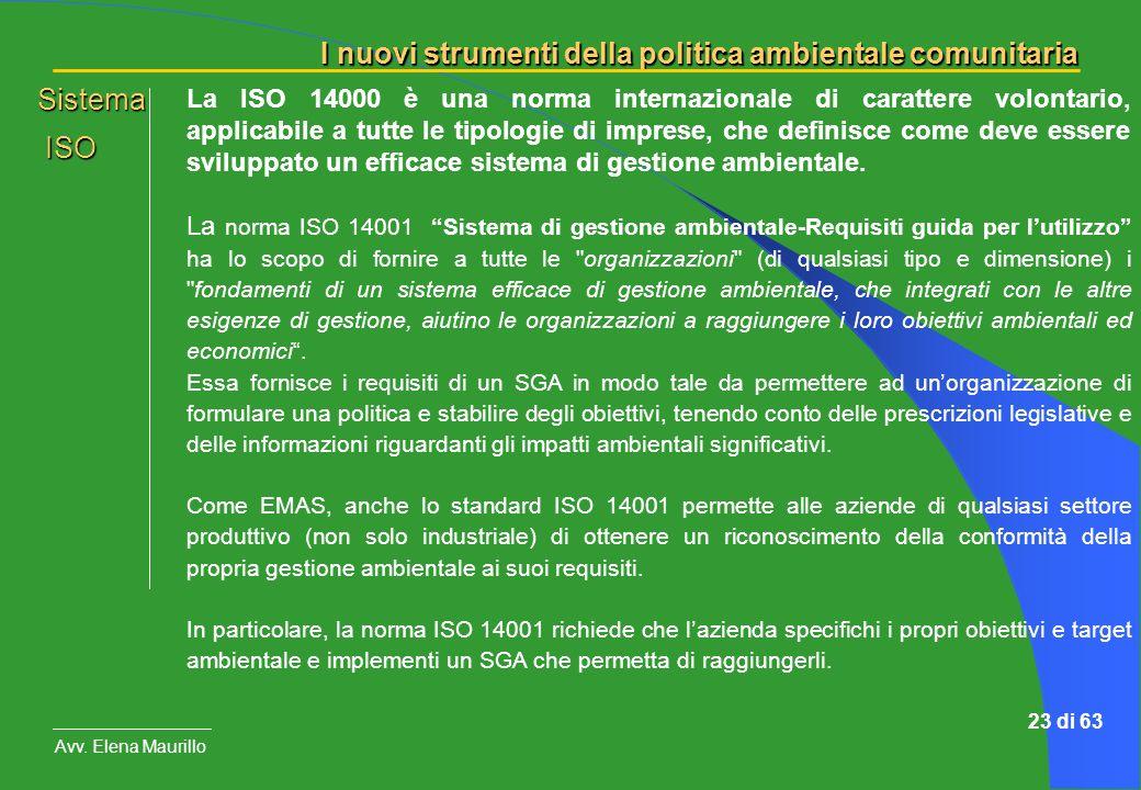 Sistema ISO.