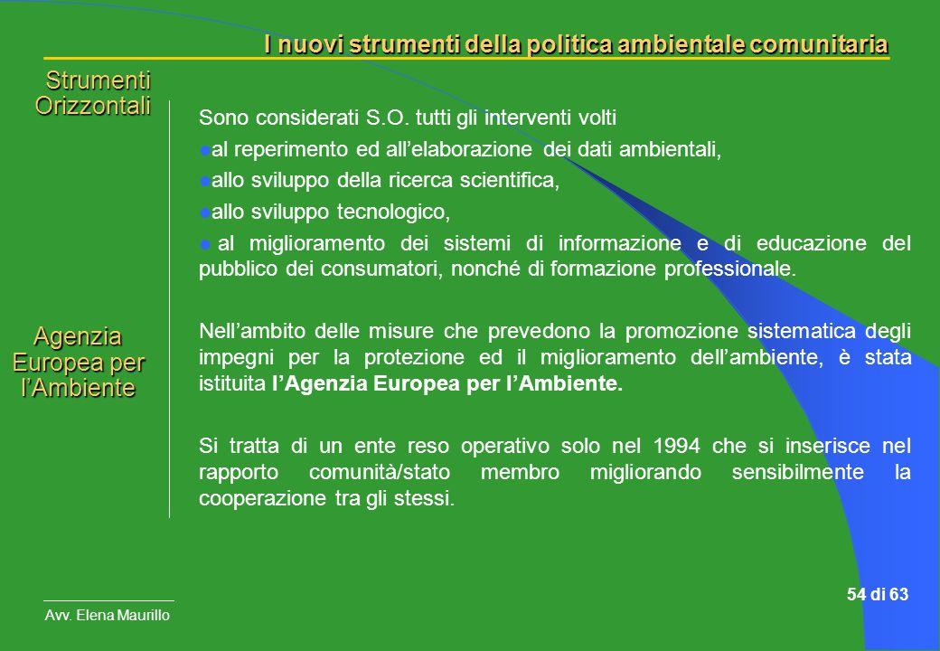 Agenzia Europea per l'Ambiente