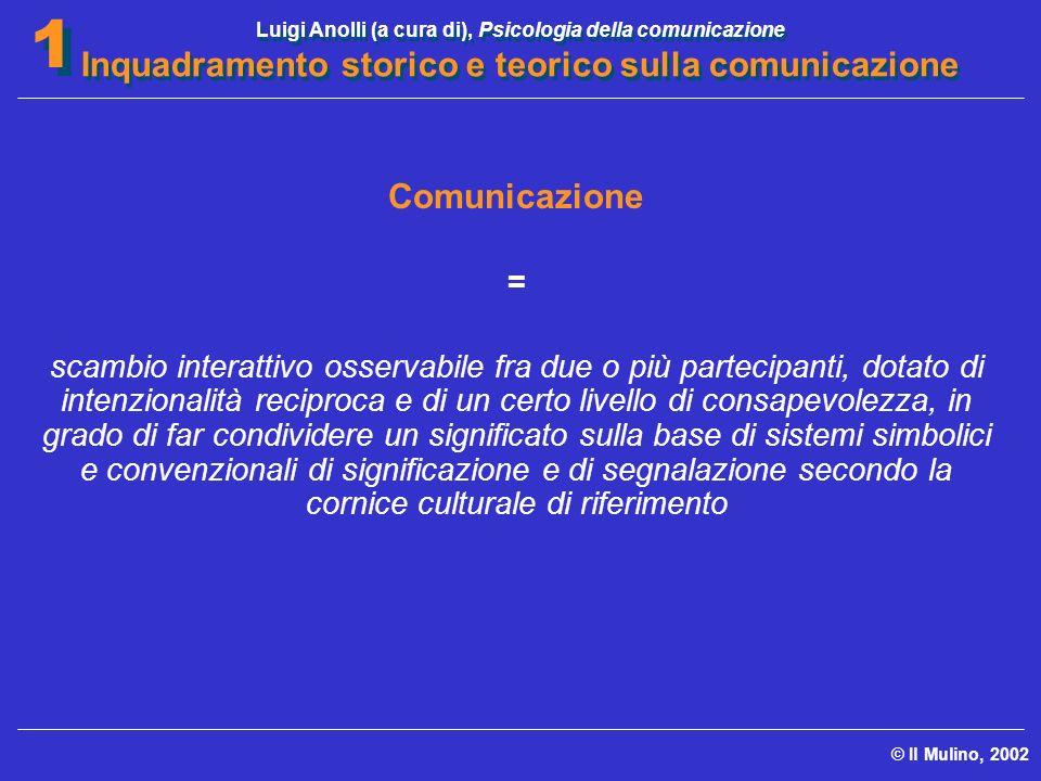Comunicazione =