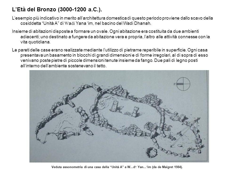 L'Età del Bronzo (3000-1200 a.C.).