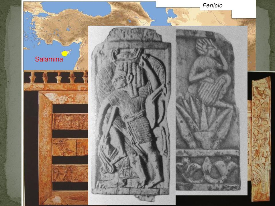 Fenicio Nimrud Salamina