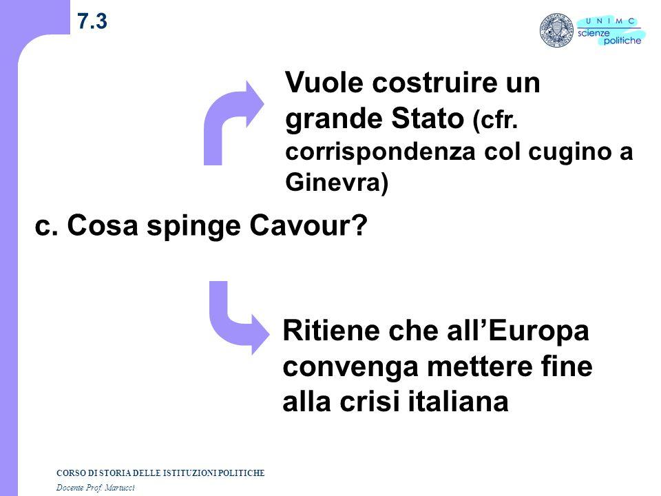 Ritiene che all'Europa convenga mettere fine alla crisi italiana