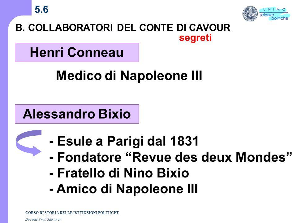 Henri Conneau Alessandro Bixio
