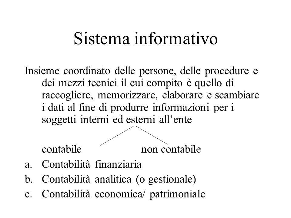 Sistema informativo