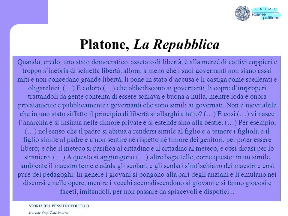 Platone, La Repubblica