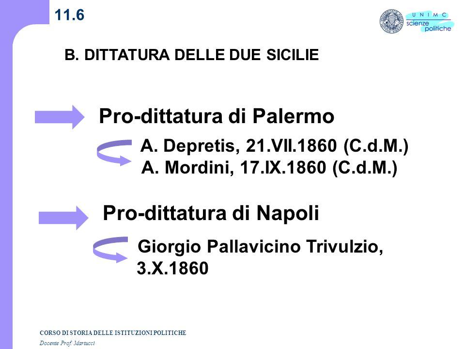 Pro-dittatura di Palermo