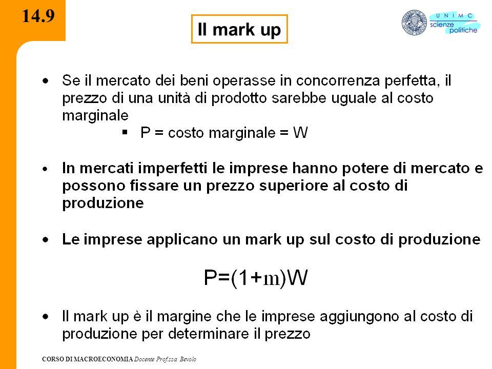 14.9 Il mark up