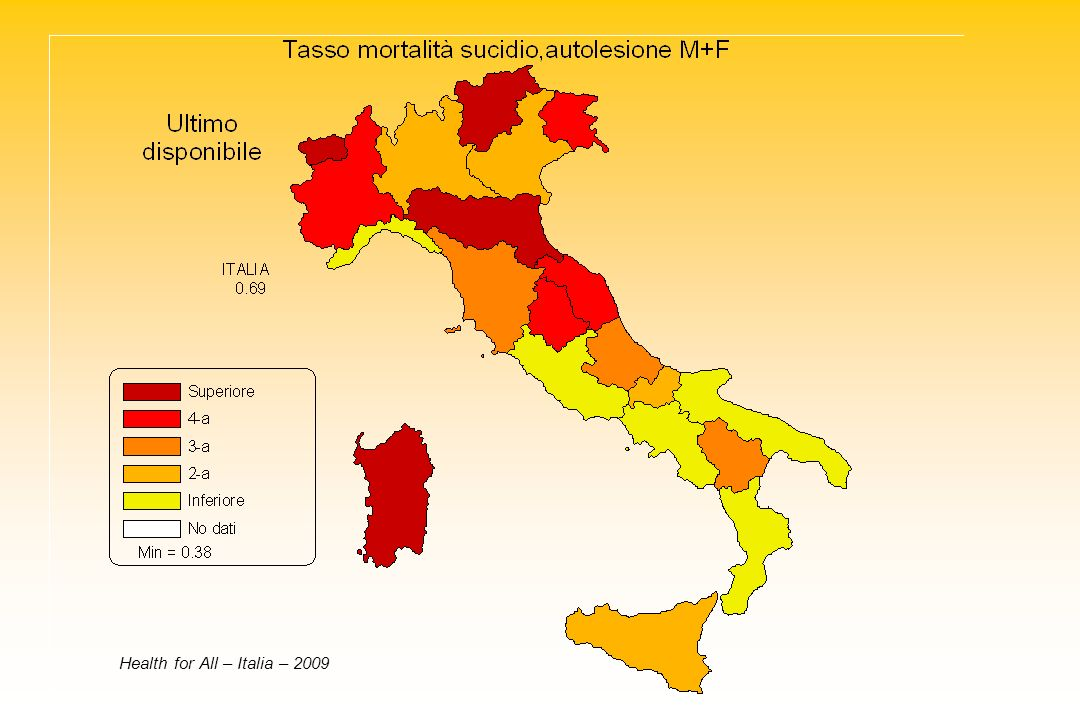Health for All – Italia – 2009