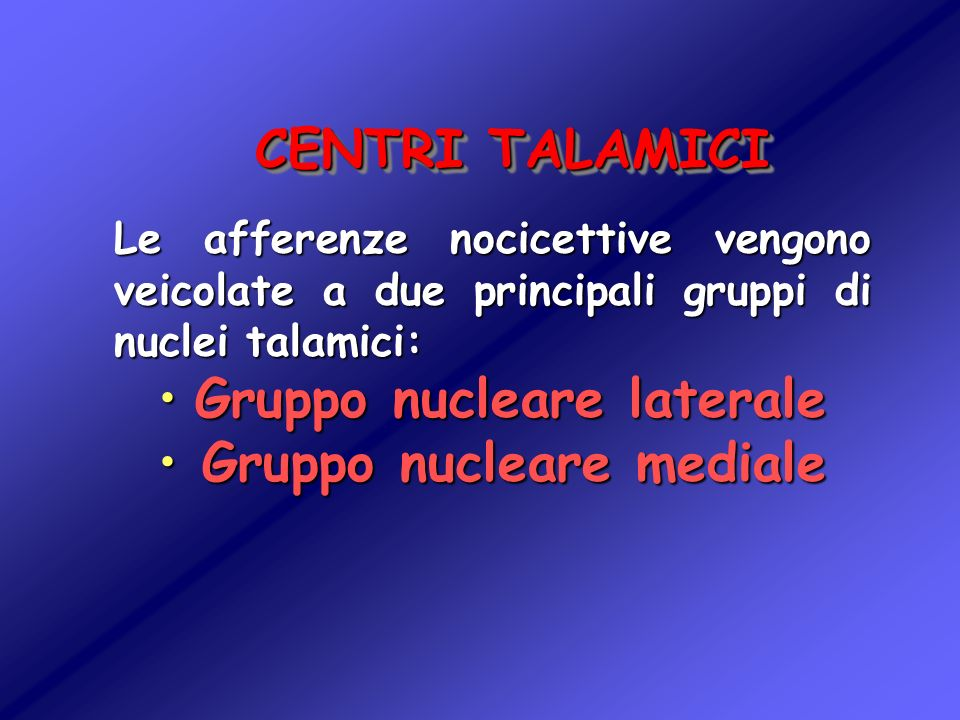 Gruppo nucleare mediale