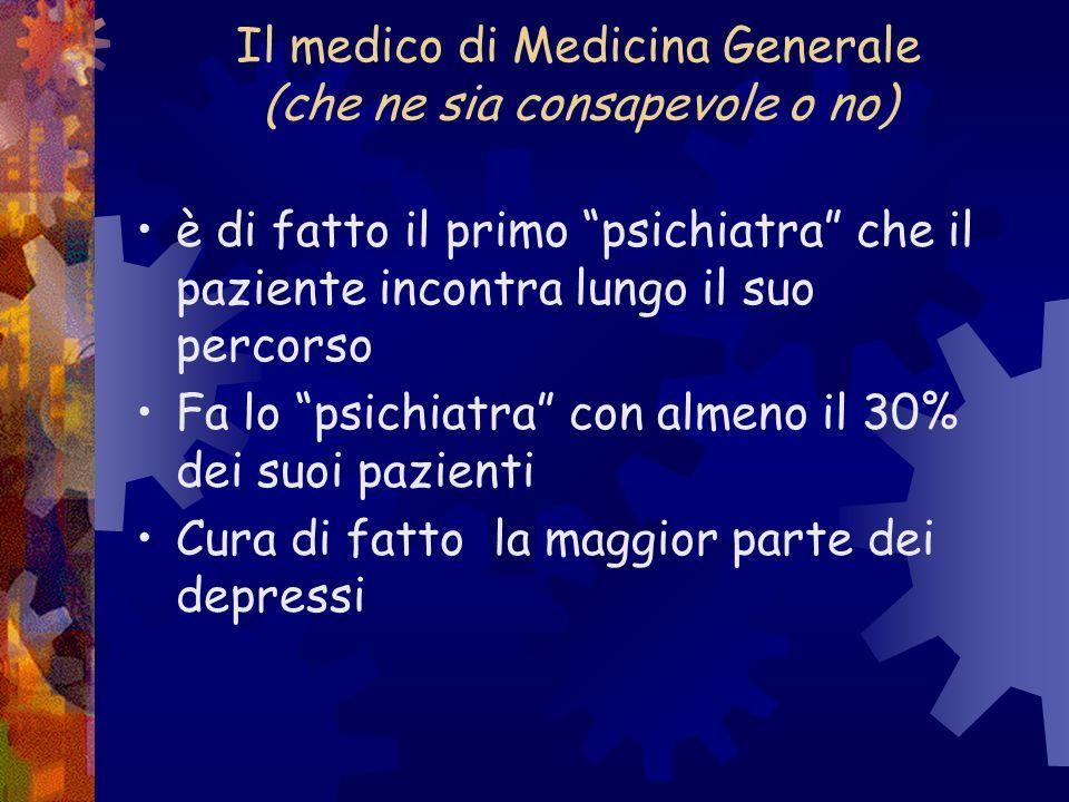 Il medico di Medicina Generale (che ne sia consapevole o no)