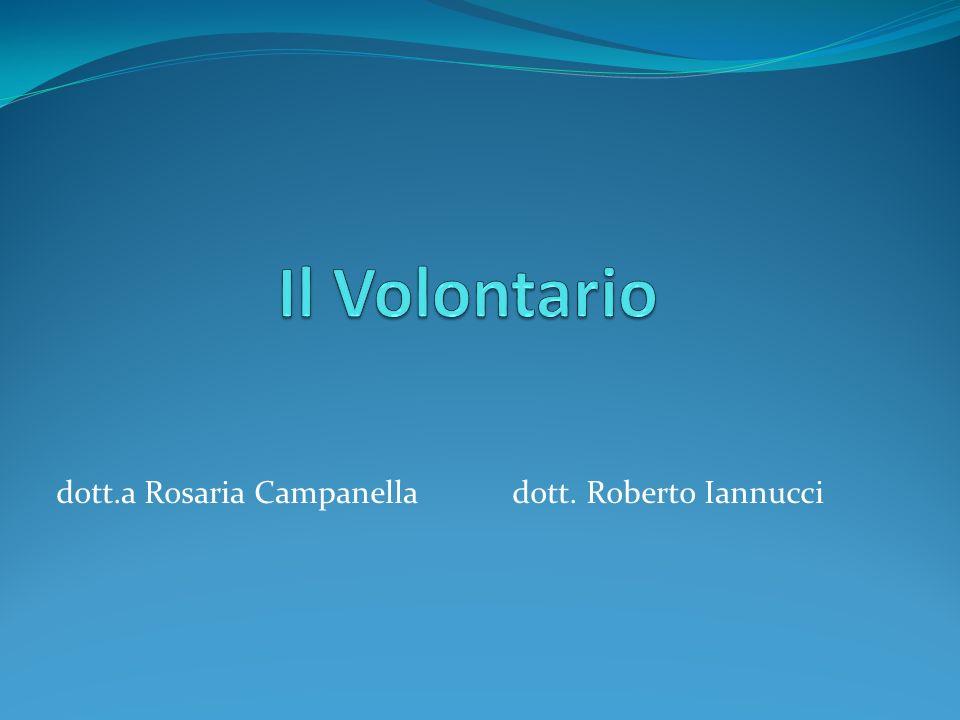 dott.a Rosaria Campanella dott. Roberto Iannucci