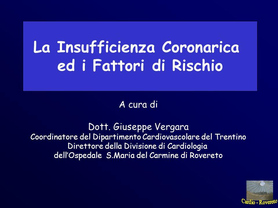 La Insufficienza Coronarica