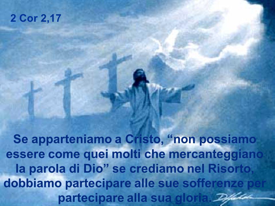 2 Cor 2,17