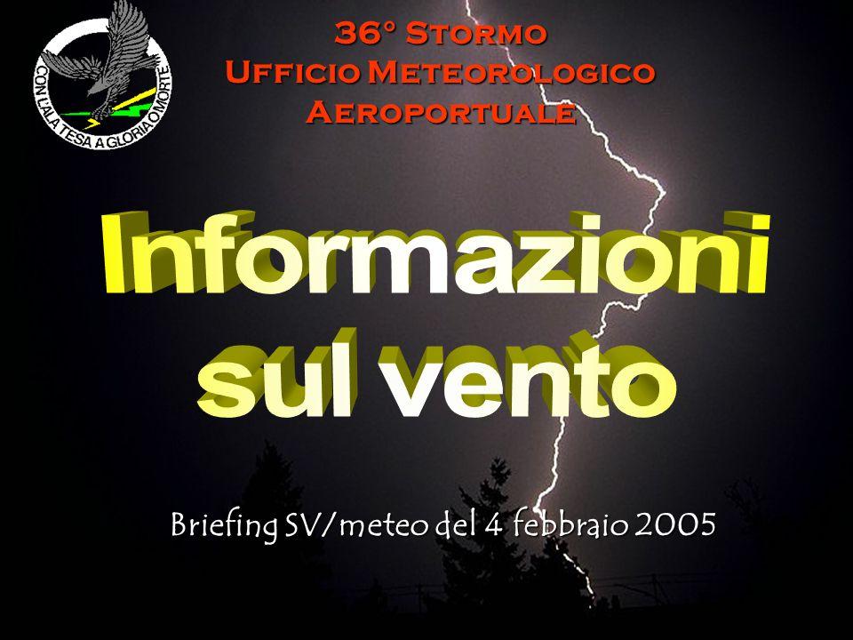 Informazioni sul vento